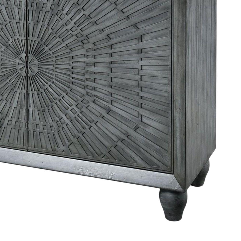 Stein World Tuamotu 2-Door Cabinet in Reclaimed Grey, , large