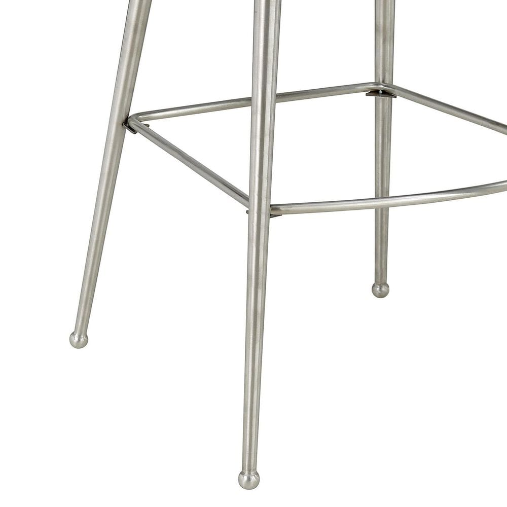 Tov Furniture Beatrix Counter Stool in Light Grey, , large