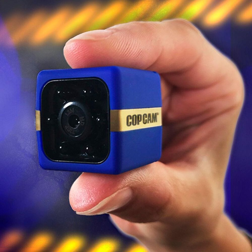 As Seen on TV Atomic Beam Cop Cam Wireless Security Camera , , large