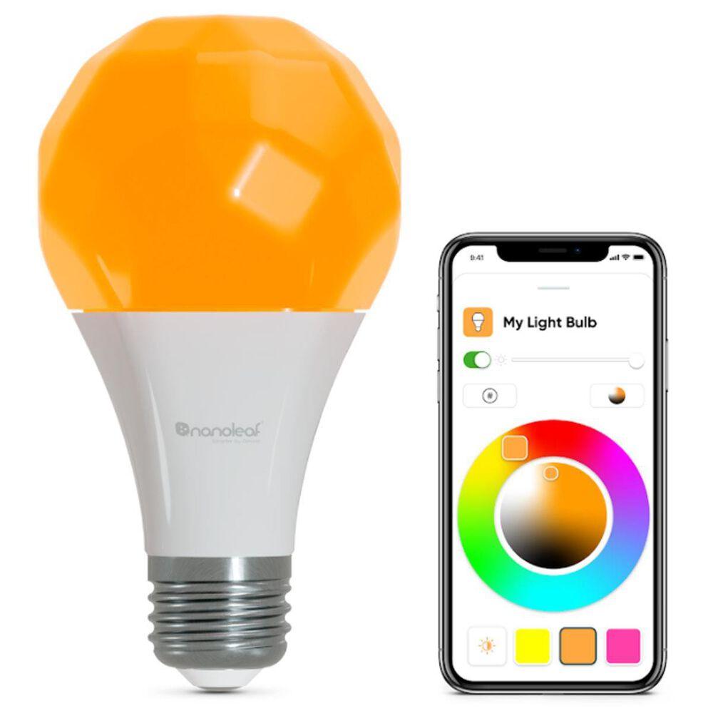 Nanoleaf Essentials Bulb A19   E26   3-Pack, , large