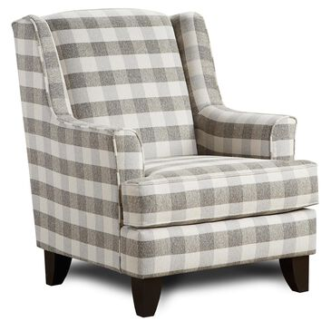 Xenia Accent Chair in Brock Berber, , large