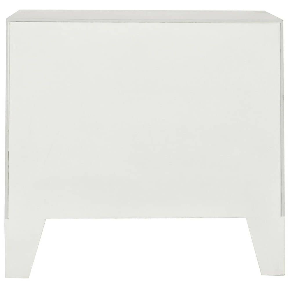 Accentric Approach Accentric Accents Benton 2-Door Accent Chest in White, , large