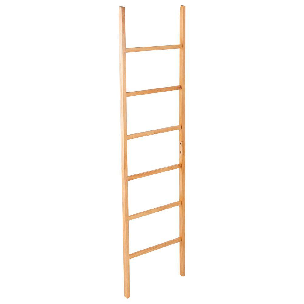 Southern Enterprises Bedwell Ladder Rack in Natural, , large