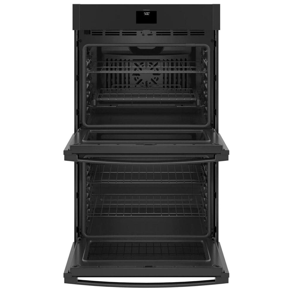 """GE Appliances 30"""" Built-In Double Wall Oven with Convection in Black, , large"""