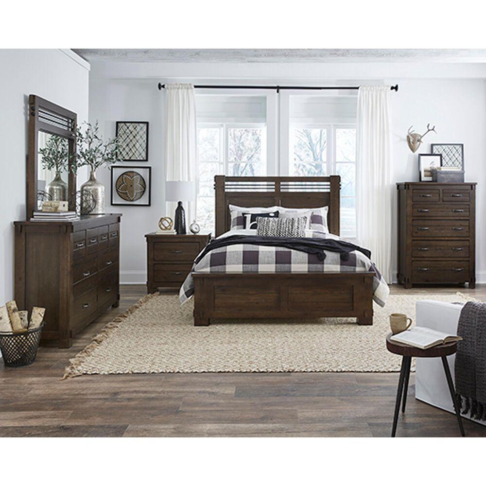 Progressive Thackery 7 Drawer Dresser in Molasses, , large
