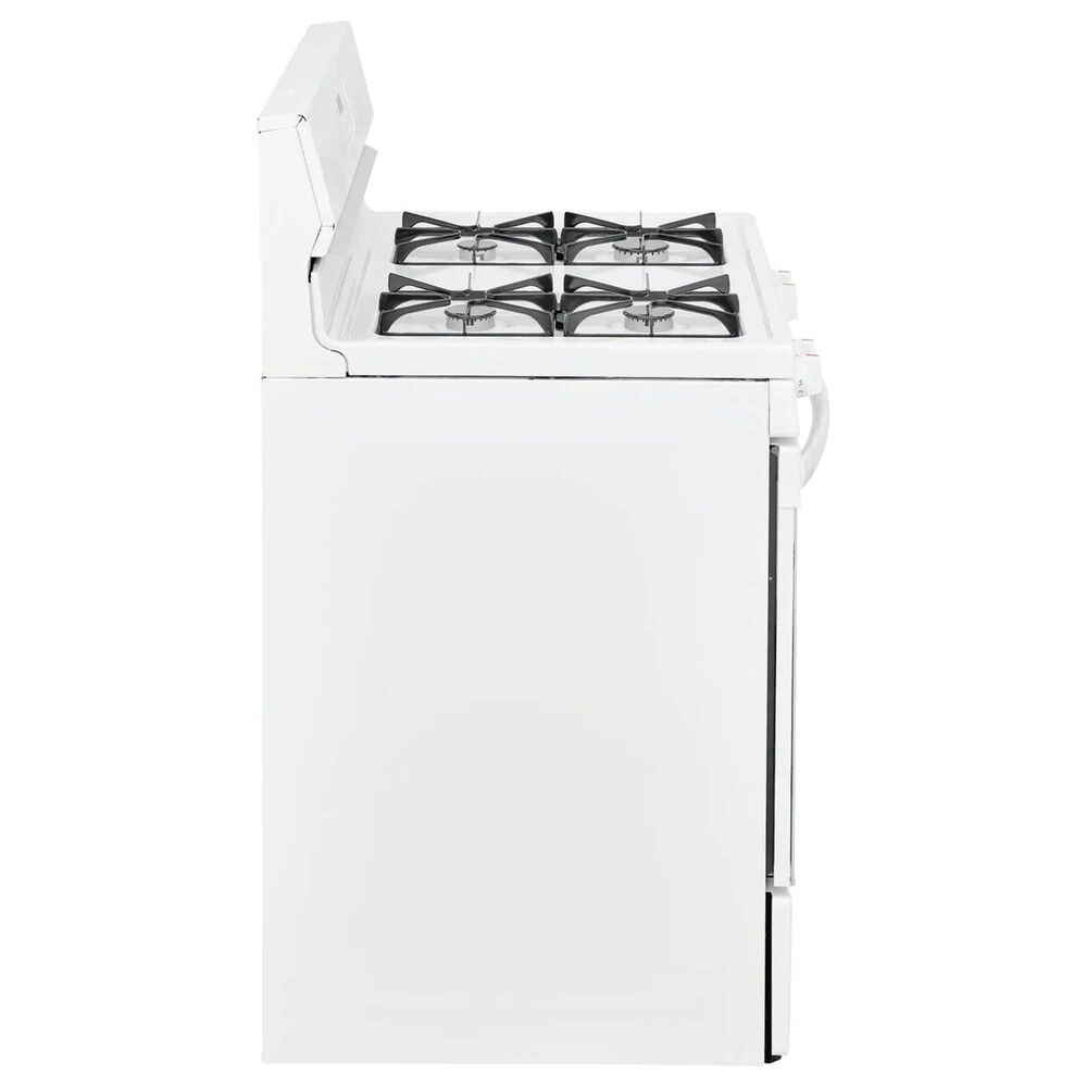"""Frigidaire 30"""" Freestanding Manual-Clean Gas Range in White, , large"""