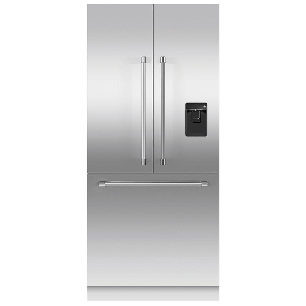 """Fisher and Paykel Panel for 80"""" Refrigerator in Stainless Steel, , large"""