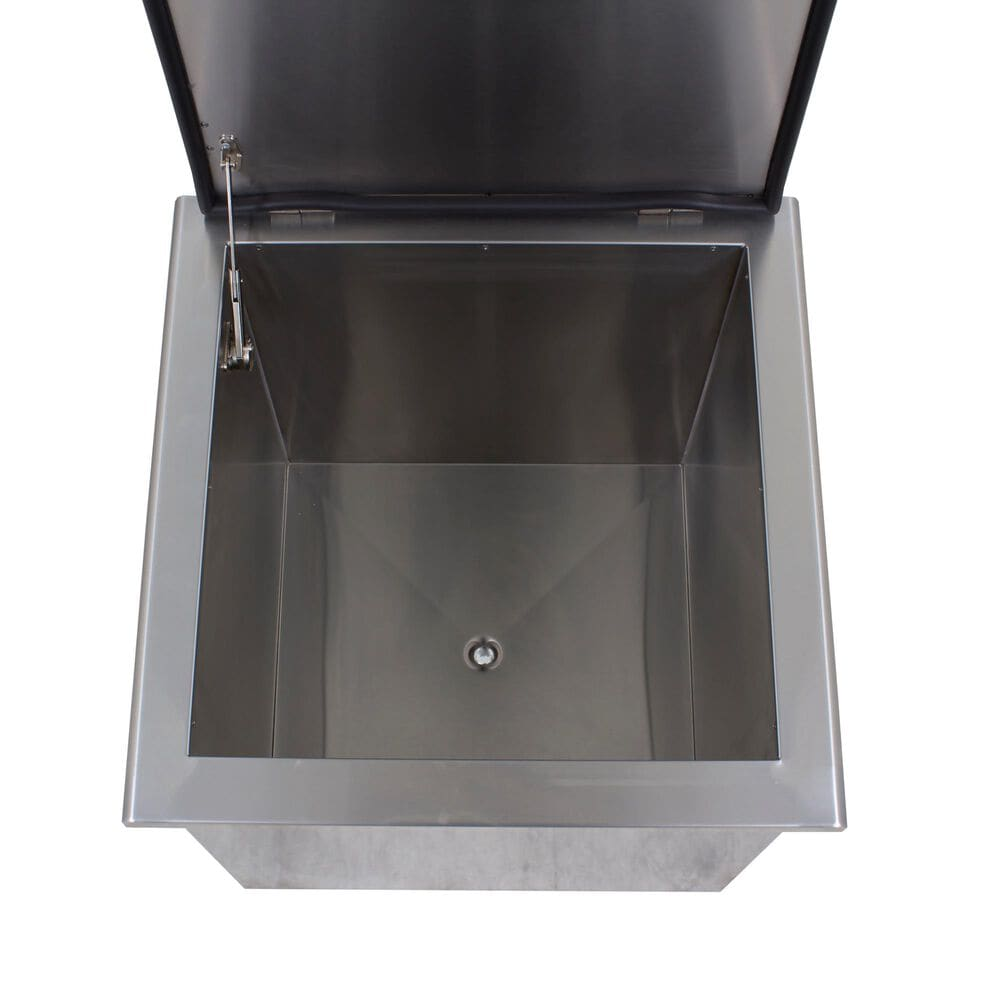 """Blaze 22"""" Ice Bin Cooler and Wine Chiller in Stainless Steel, , large"""