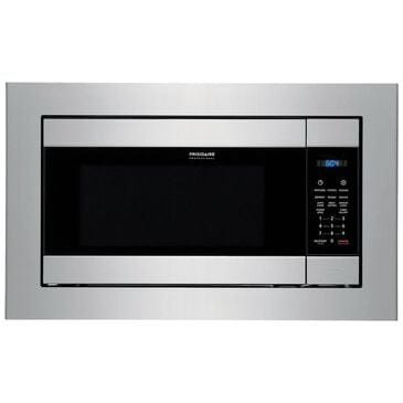 """Frigidaire Professional 24"""" Built-In Microwave in Smudge Proof Stainless Steel , , large"""