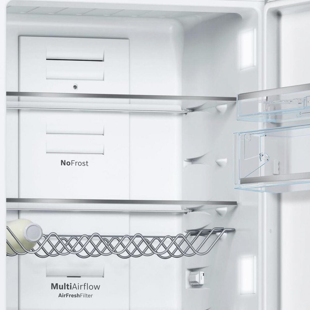 "Bosch 24"" Counter Depth Bottom Freezer Refrigerator in Stainless Steel, , large"
