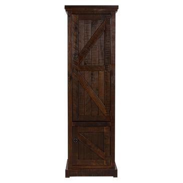 American Heartland Rustic Single Door Pantry, , large