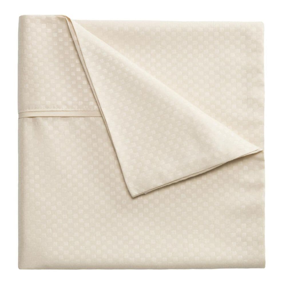 Timberlake 90 GSM Queen Embossed Sheet Set in Champagne, , large