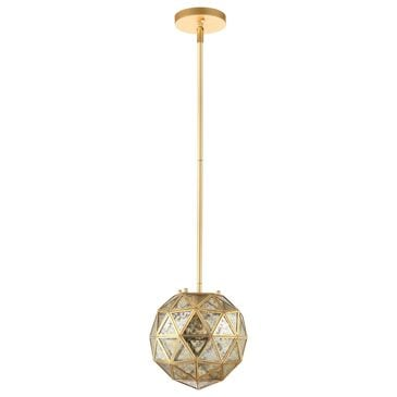 Safavieh Relma Pendant in Brass, , large