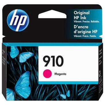 HP 910 Magenta Ink Cartridge, , large
