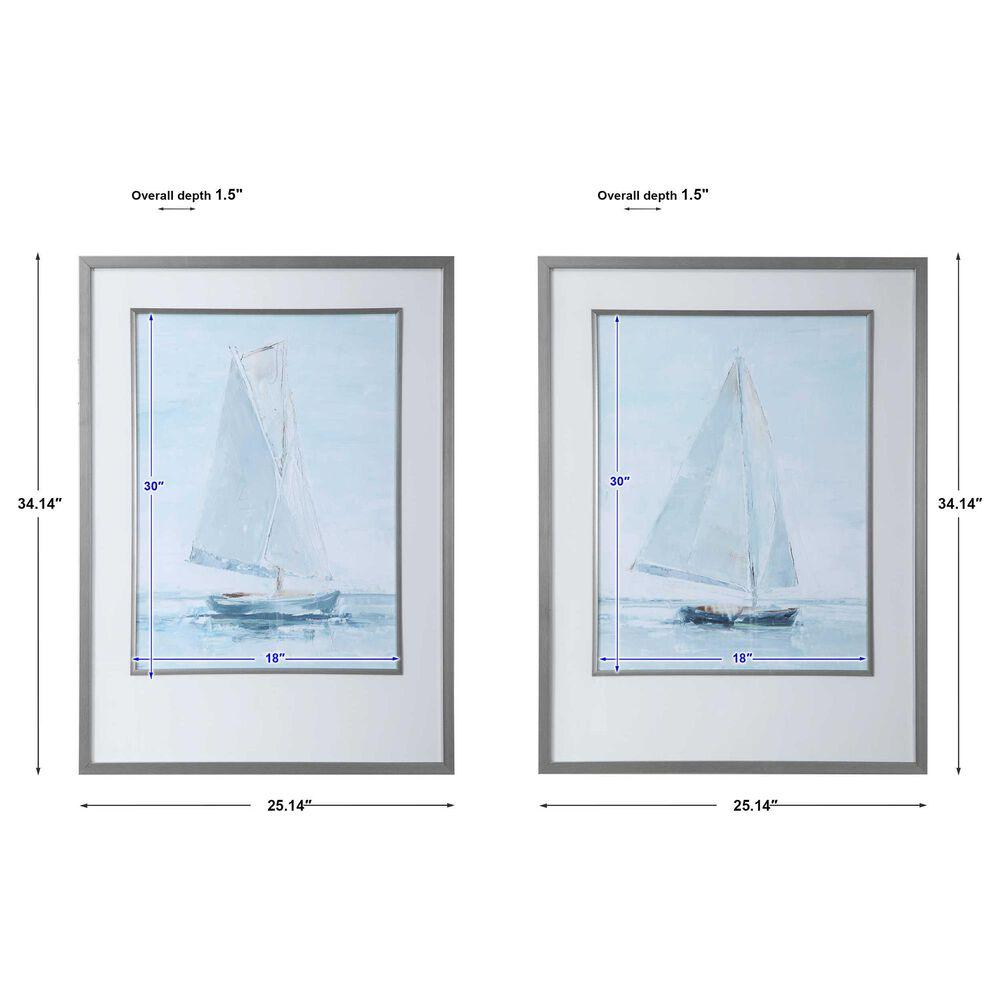 Uttermost Seafaring Framed Prints (Set of 2), , large
