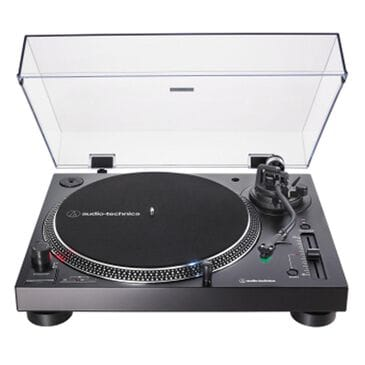 Audio-Technica Direct Drive Turntable in Black, , large