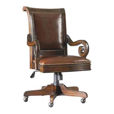 Hooker Furniture Tilt Swivel Chair, , large