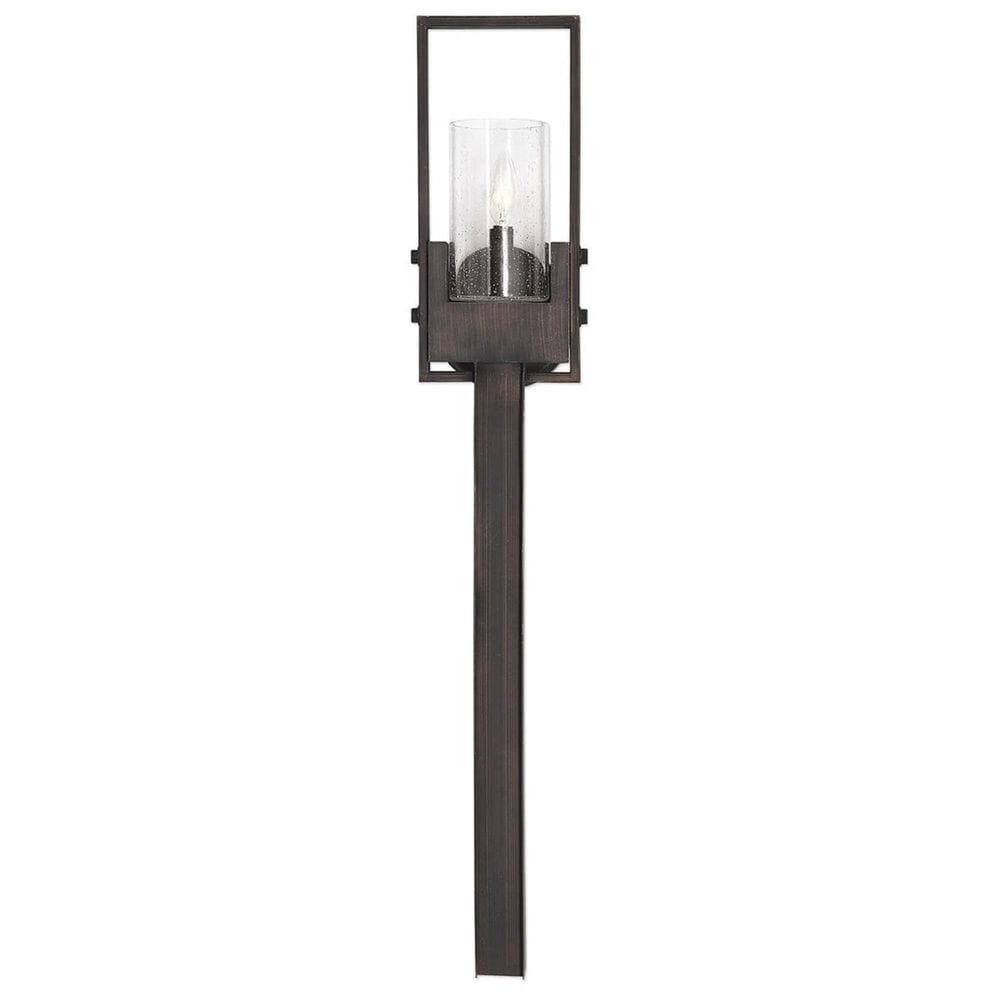Uttermost Pinecroft Sconce in Burnished Bronze, , large