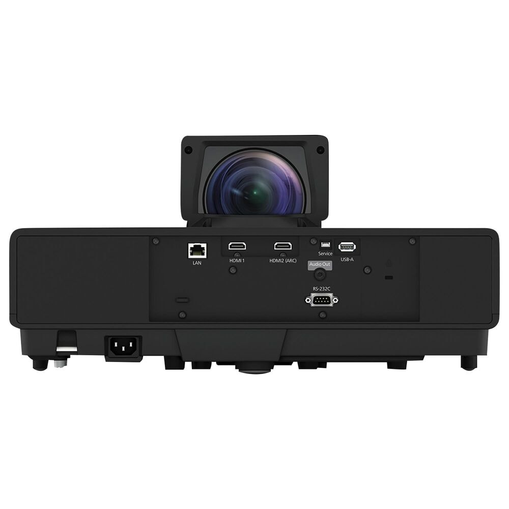 Epson EpiqVision Ultra LS500 Short Throw Laser Projection TV with 4K PRO-UHD and HDR (Projector Only) in Black, , large