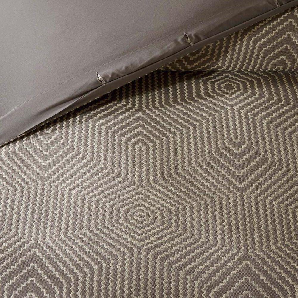Goldstar Bedding 8-Piece Queen Comforter Set in Grey, , large