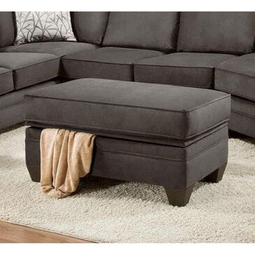 Southaven Storage Ottoman in Flannel Seal, , large