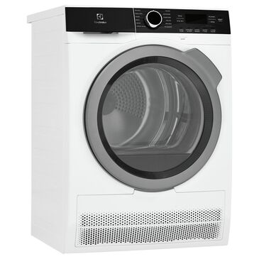 """Electrolux 24"""" Front Load Electric Dryer with Steam in White, , large"""