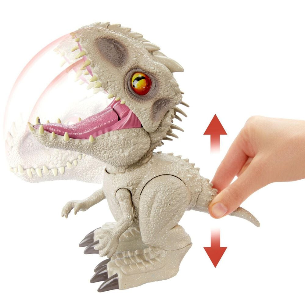 Mattel Jurassic World Feeding Frenzy Indominus Rex, , large