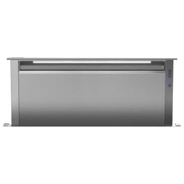 "Viking Range 48"" Downdraft with Front Controls in Stainless Steel, , large"