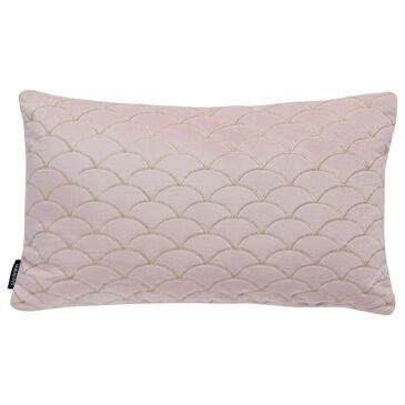 Safavieh Roselen Pillow in Blush and Gold, , large