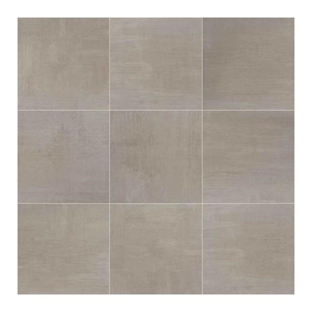 """Dal-Tile Skybridge 12"""" x 24"""" Ceramic Tile in Gray, , large"""