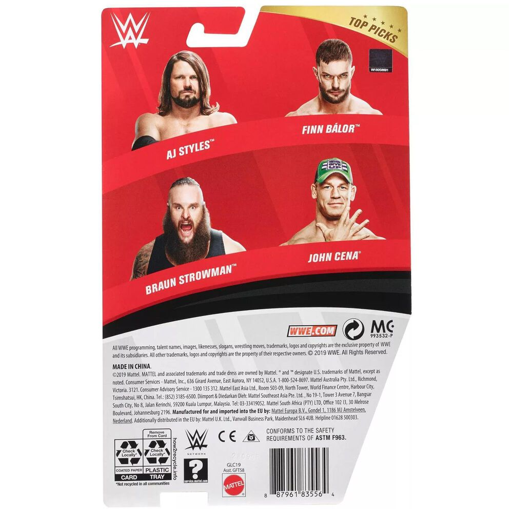 WWE Top Talent Fin Balor, , large