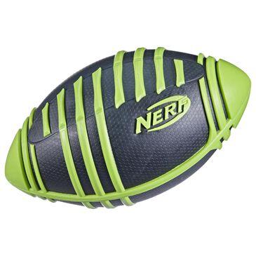 Nerf Sports Weather Blitz Foam Football in Green, , large