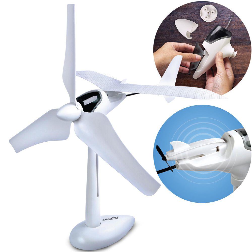 Discovery Mindblown Mindblown Wind Turbine Glider Kit, , large