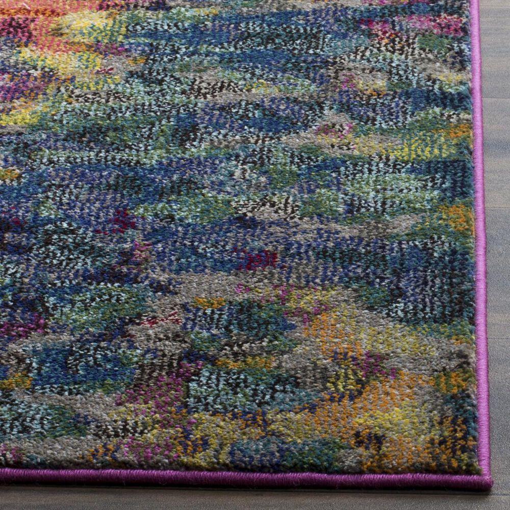 Safavieh Monaco MNC225D-10 10' x 14' Pink/Multi Area Rug, , large