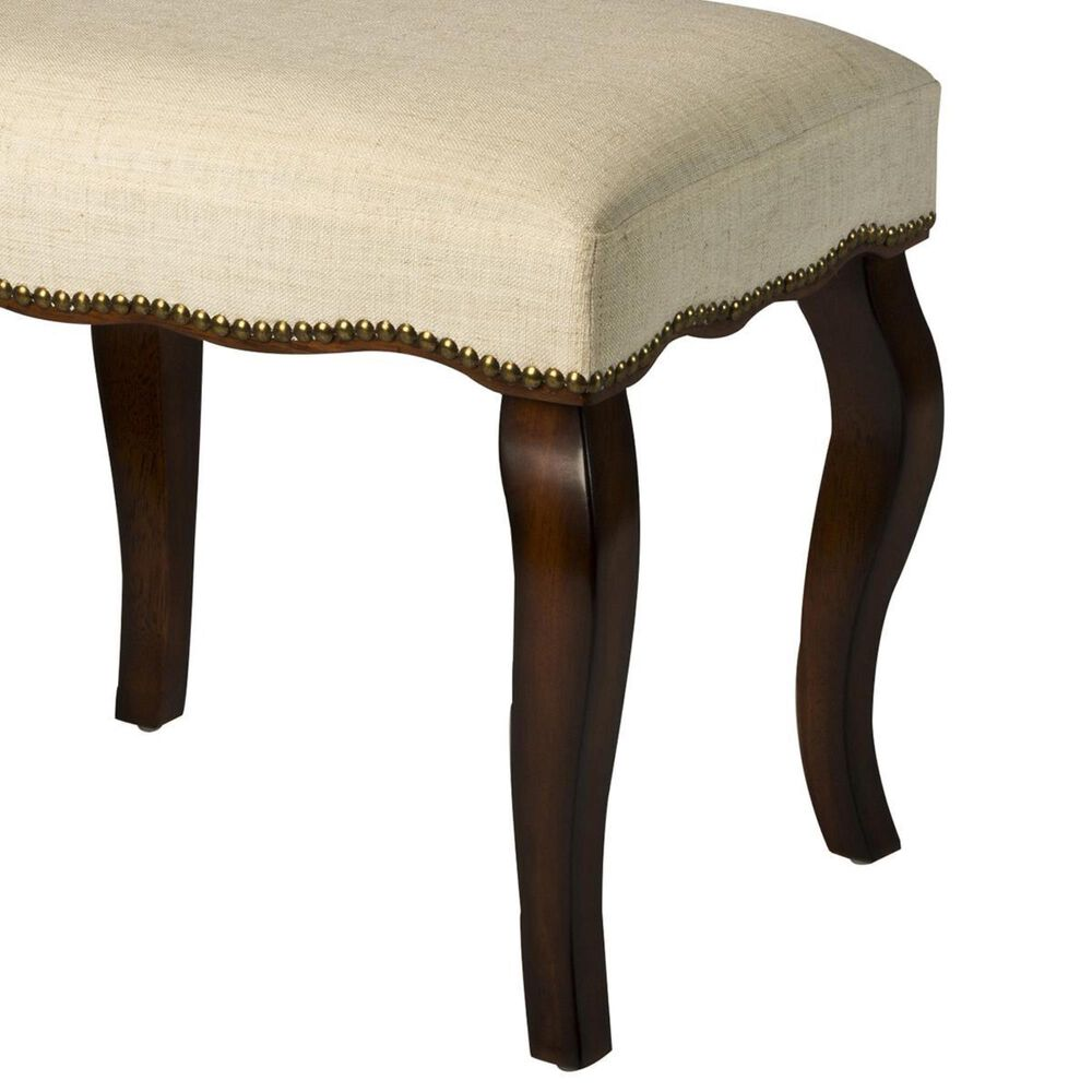 Richlands Furniture Hamilton Vanity Stool, , large