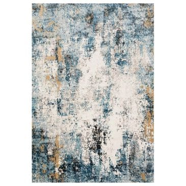 "Loloi II Alchemy ALC-05 6'7"" x 9'2"" Denim and Ivory Area Rug, , large"