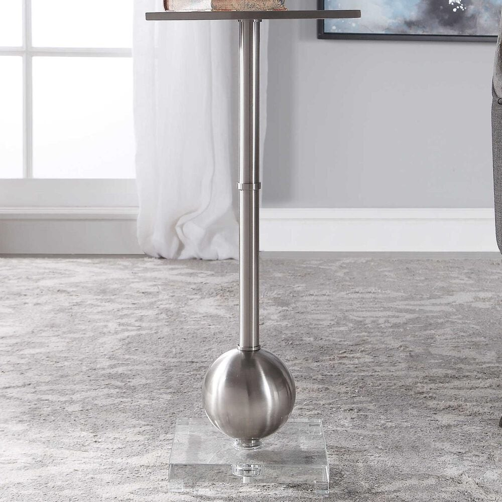 Uttermost Laton Accent Table, , large