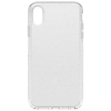 Otterbox Symmetry Series Clear Case in Stardust for iPhone Xs, , large