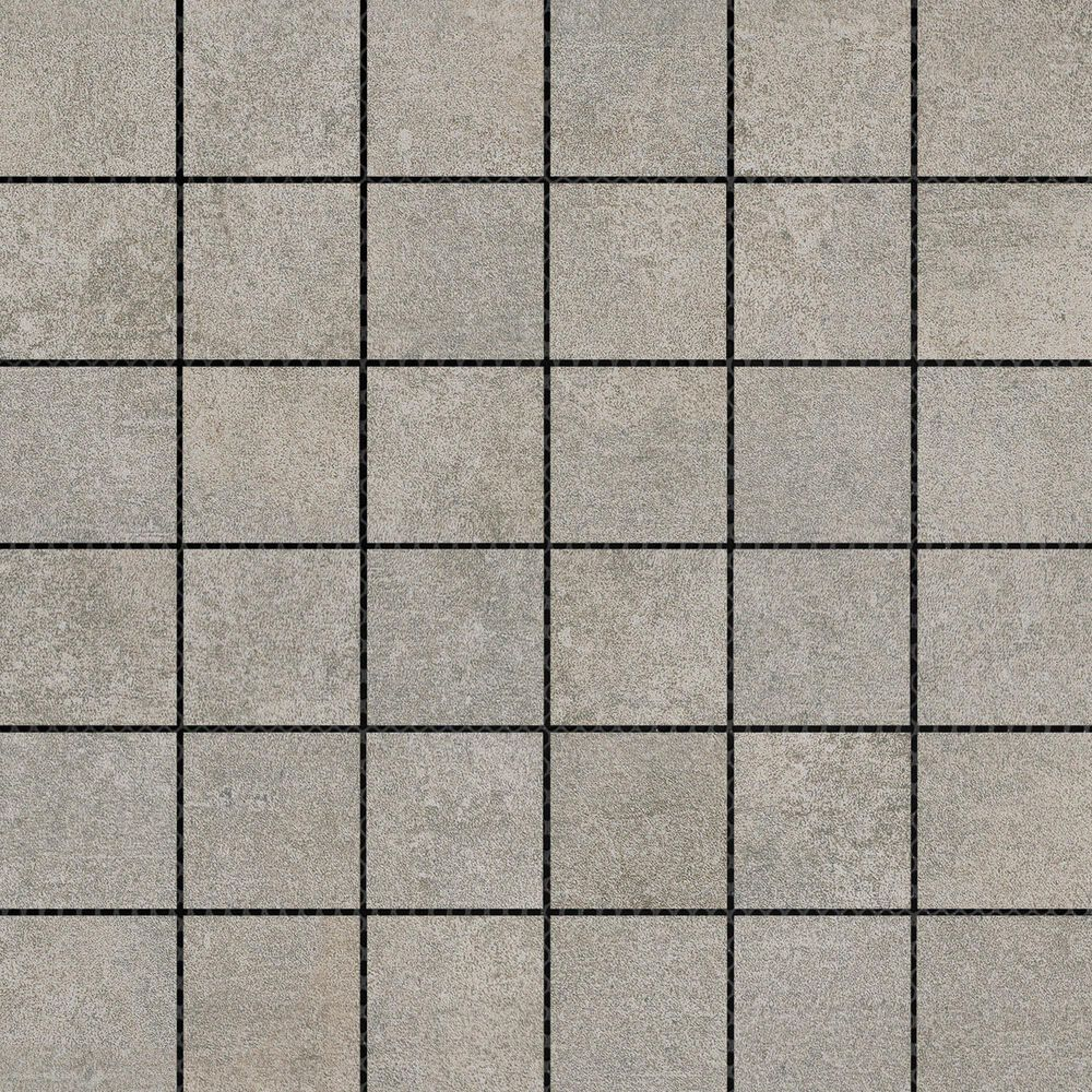 "Emser Chiado II Jerome 2"" x 2"" Square on 12"" x 12"" Porcelain Mosaic Sheet, , large"