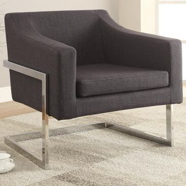 Pacific Landing Accent Chair in Grey, , large