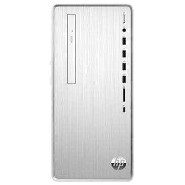 HP Pavilion Desktop   Core i7-10700 - 16GB RAM - Intel UHD Graphics 630 - 1TB HDD + 256GB SSD in Natural Silver, , large