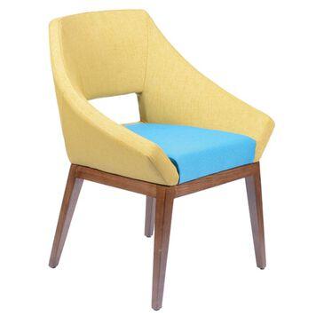 Go Home Masai Chair in Medium Wood, , large