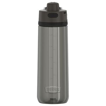 Thermos Guardian 24 Oz Hard Plastic Hydration Bottle with Spout in Espresso Black, , large