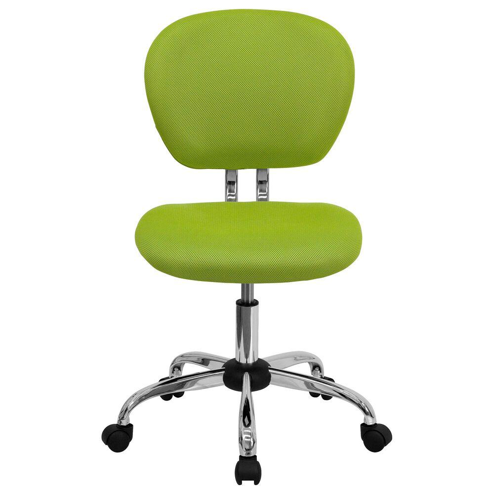 Flash Furniture Swivel Task Chair in Green, , large