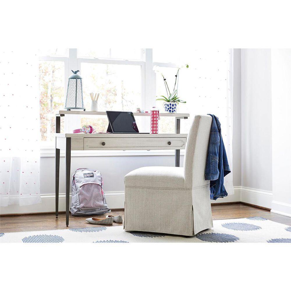Furniture Worldwide Serendipity Desk Chair in Alabaster, , large