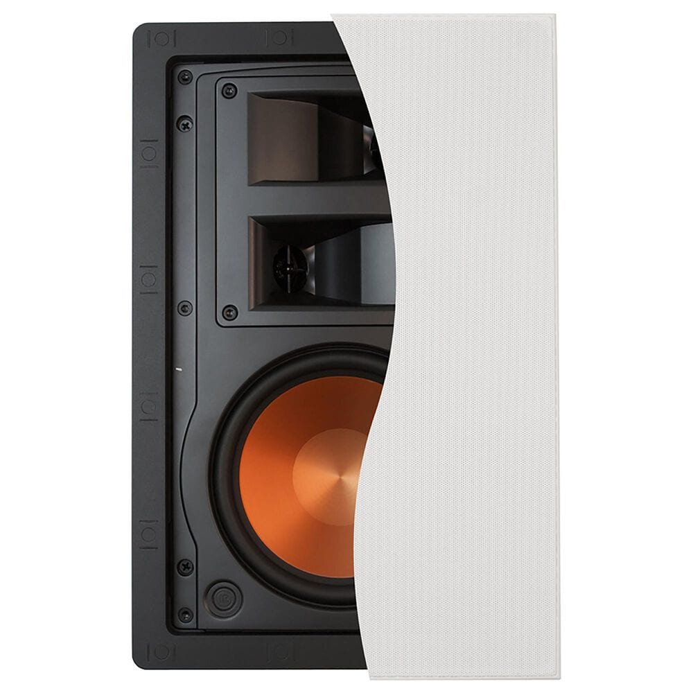 Klipsch R-5650-S II In-Wall Speaker in Black and White, , large