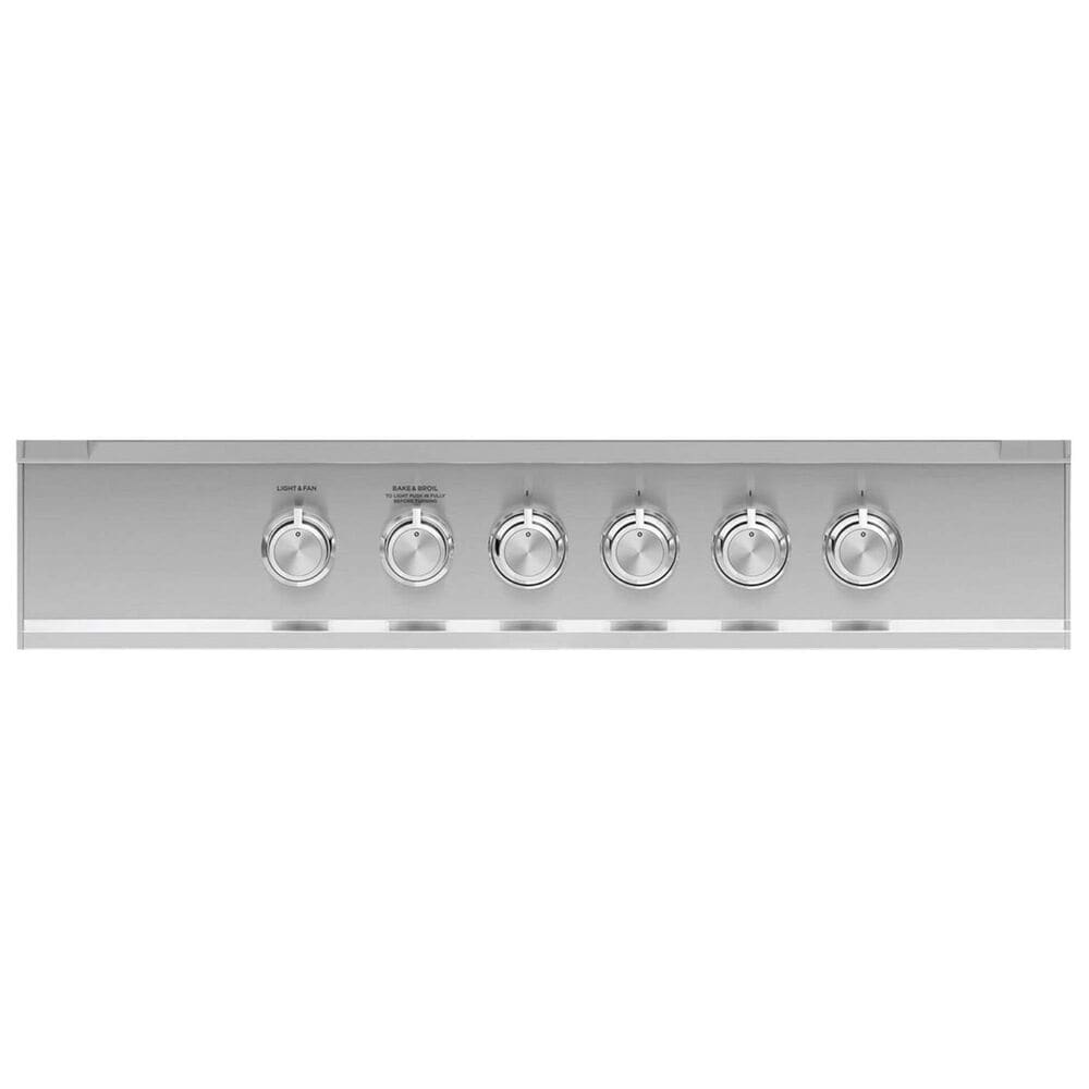 """Fisher and Paykel 30"""" Freestanding Classic Dual Fuel Range in Stainless Steel, , large"""