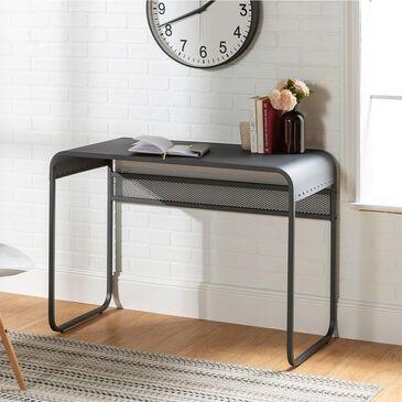 """Walker Edison 42"""" Computer Desk in Grey, , large"""
