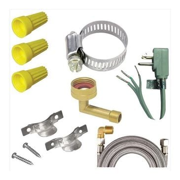 Dishwasher Connector Kit, , large