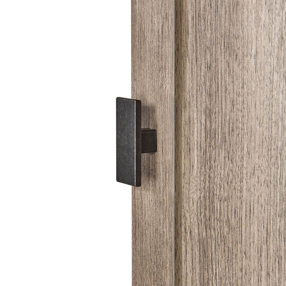 RiverRidge Home Hayward 2-Door Wall Cabinet in Light Veneer, , large